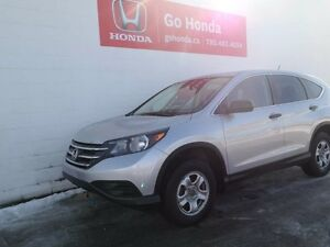 2014 Honda CR-V LX, AWD, HEATED SEATS