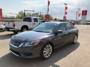 2015 Honda Accord Sedan Touring- LOW km, No Accidents!