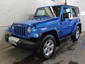 2015 Jeep Wrangler Sahara 2dr 4x4 - GPS Navigation
