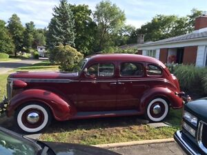 PRICED TO SELL - 1937 CHRYSLER ROYAL