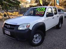 2008 BT-50 DUAL CAB Diesel *POWERFUL & ECONOMIC* Springwood Logan Area Preview