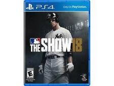 MLB The Show 18 Standard Edition - PlayStation