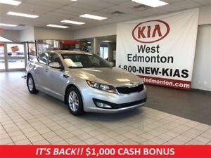 2012 Kia Optima LX Old stock blowout!