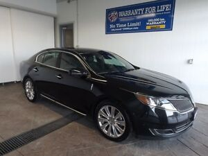 2014 Lincoln MKS EcoBoost AWD LEATHER