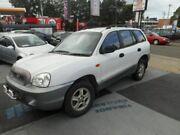 2003 Hyundai Santa Fe GL 2.7 FI White Automatic Wagon Canada Bay Canada Bay Area Preview