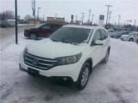 2012 Honda CR-V Touring Leather Navigation Moon Roof Awd