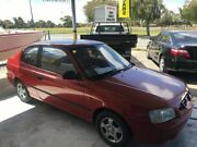 2001 Hyundai Accent LC GL Brown 5 Speed Manual Hatchback East Rockingham Rockingham Area Preview