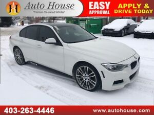 2013 BMW 335I XDRIVE M PACKAGE AWD NAVIGATION BACKUP CAMERA