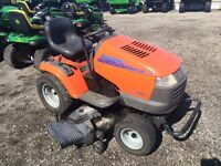 """2008 Husqvarna Lawn Tractor with 54"""" Deck"""