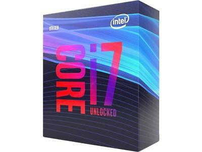 Intel Core i7-9700K Coffee Lake 8-Core 3.6 GHz (4.9 GHz Turbo) LGA 1151 (300 Ser