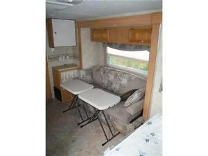 2007 Palomino T21FBSL Ultra Lite Travel Trailer with slideout Stratford Kitchener Area image 8