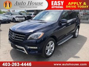 2015 MERCEDES BENZ ML350 BLUETEC NAVIGATION BACKUP CAMERA