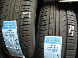 215/50R17 SET OF 4 NEW IRONMAN A/S TIRES