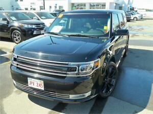 2018 Ford Flex Limited (Certified Pre-Owned!)