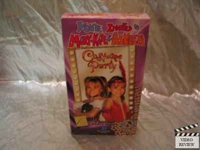 Mary-Kate and Ashley Olsen Your Invited to Costume Party VHS Screener - Vhs Tape Costume
