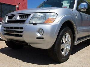 2006 Mitsubishi Pajero NP Exceed Silver Sports Automatic Wagon Fyshwick South Canberra Preview