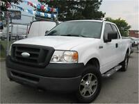 2007 Ford F-150 XLT CREW CAB 4X4 ONLY 207 KM MINT CONDITION