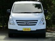 2015 Hyundai iLOAD TQ3-V Series II MY16 Crew Cab White 5 Speed Automatic Van Melrose Park Mitcham Area Preview
