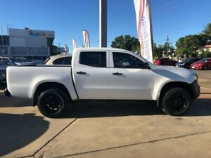 2018 Mercedes-Benz X-Class 470 X250d 4MATIC Pure White 7 Speed Sports Automatic Utility Menzies Mt Isa City Preview