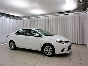 2016 Toyota Corolla LE SEDAN w/ HEATED SEATS, BLUETOOTH AND BACK