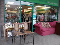 Donations of good quality furniture wanted Extracare Retail Ltd Civic Centre
