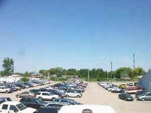 Vehicle Auction Every Wednesday!