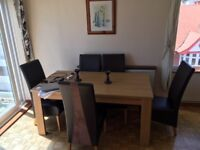 Quality house furniture stuff, dinner, coffee table, etc... see photos and prices negotiable