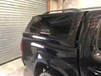VW Amarok Pegasus 4x4 Hardtop Canopy with central locking