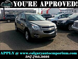 2011 Chevrolet Equinox $99 DOWN EVERYONE APPROVED