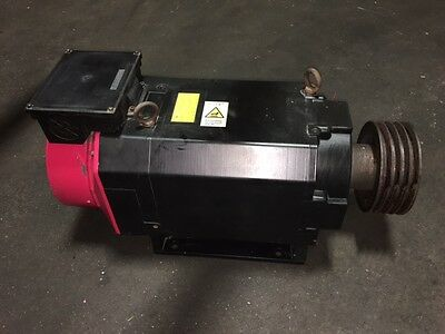 Fanuc aP40 AC Spindle Motor, # A06B-0831-B201, 18.5/22 kW, Used, Warranty