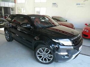 2011 Land Rover Range Rover Evoque L538 MY12 SD4 Coupe CommandShift Dynamic Black 6 Speed Albion Brisbane North East Preview