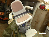 ACORN MOBILITY STAIR LIFT CHAIR SPARES OR REPAIR