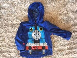 Thomas the Tank Engine Raincoat - size 2/3 Frenchs Forest Warringah Area Preview