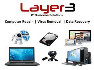 IT Services, Computer Repair, Virus Removal, Data Recovery