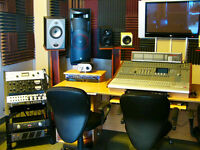 Studio D'enregistrement / Recording Studio, Music services
