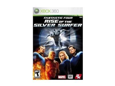 Fantastic Four  Rise Of The Silver Surfer    Jeux Xbox 360   Complet   Cib