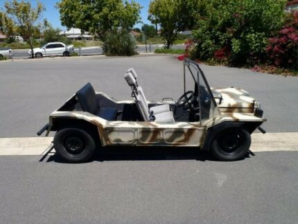 1975 Leyland Moke Open Vehicle Camo Leaf 4 Speed Manual Utility Hendon Charles Sturt Area Preview