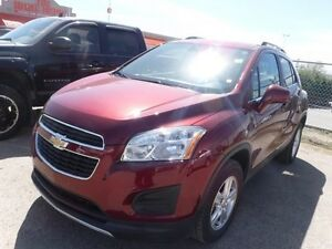 2014 Chevrolet Trax LT AWD, Bluetooth, keyless entry, alloys, SM