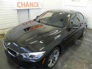 BMW 428I 2014 CONVERTIBLE, GPS , SPORT LINE