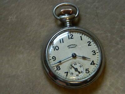 Ingersoll Midget Nice Watch,Dial, Hands, Case, No Reserve !