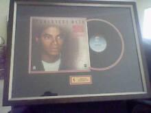 Record Michael Jackson Signed Hamilton Hill Cockburn Area Preview