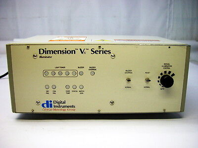 Digital Instruments Veeco Dimension Vx Illuminator