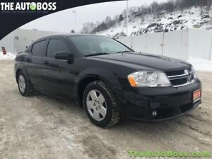 2011 Dodge Avenger SXT CERTIFIED! HEATED SEATS! WARRANTY!