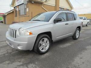 2007 JEEP Compass Sport 2.4L Automatic Certified & E-Tested 172k