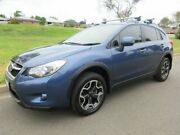 2012 Subaru XV G4X MY12 2.0i-S Lineartronic AWD Blue 6 Speed Constant Variable Wagon Old Reynella Morphett Vale Area Preview