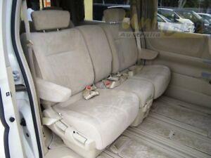 2006 Nissan Elgrand NE51 Pearl White Automatic Wagon