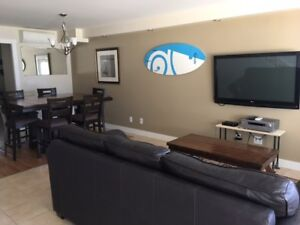 Lakefront Condo Fully Furnished