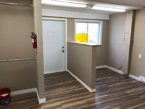 Commercial space for rent - office, storefront, workshop, studio