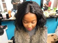 AFRO HAIR SALON WITH BEAUTICIAN SERVICES