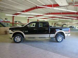 2012 Ram 3500 Laramie Longhorn Diesel Fully Loaded